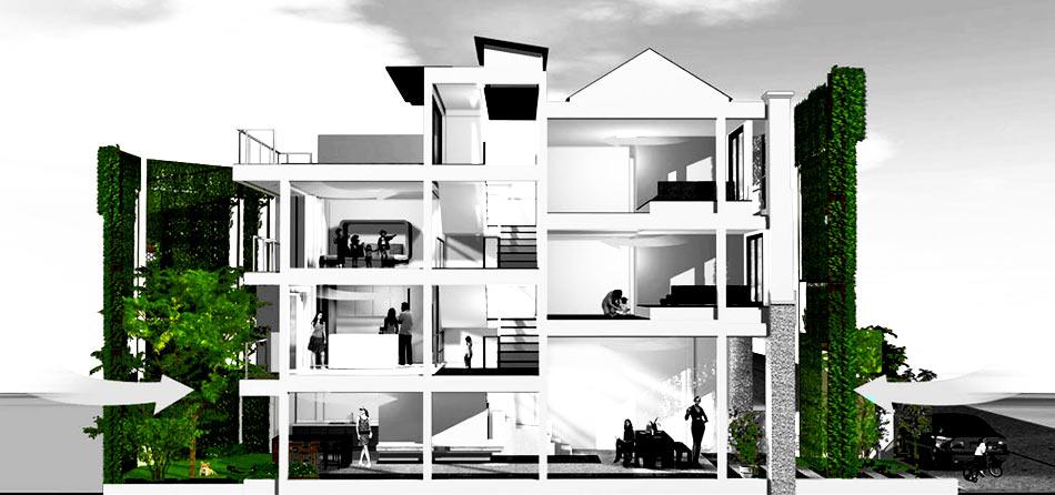 Hand Made Facades. – architectkidd co. ltd.