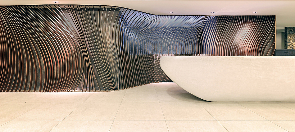 Curved Steel Fabrications